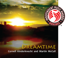 Dreamtime nominated for two Independent Music Awards