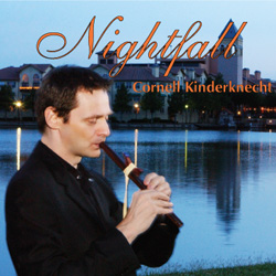 Cornell Kinderknecht, Nightfall CD - front cover