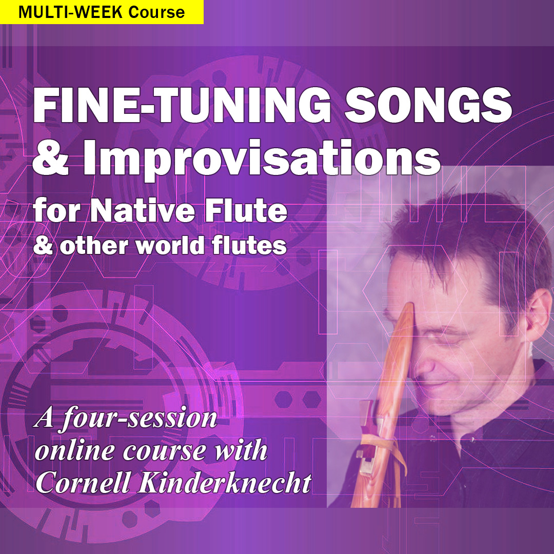 Fine-tuning Songs and Improvisations